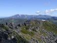18.トムラウシからの大雪連峰