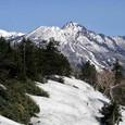 32.黒姫山山頂付近からの妙高山