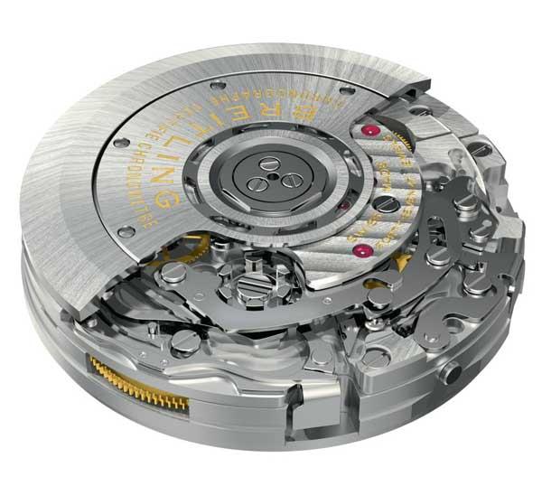 watch 5f3cd 0bd5d ブライトリングの自社クロノグラフムーブメント(B01): きまま ...