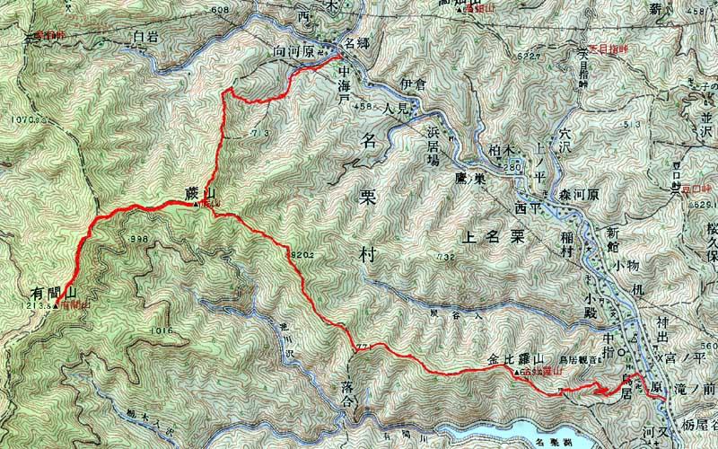 Warabiyama_map