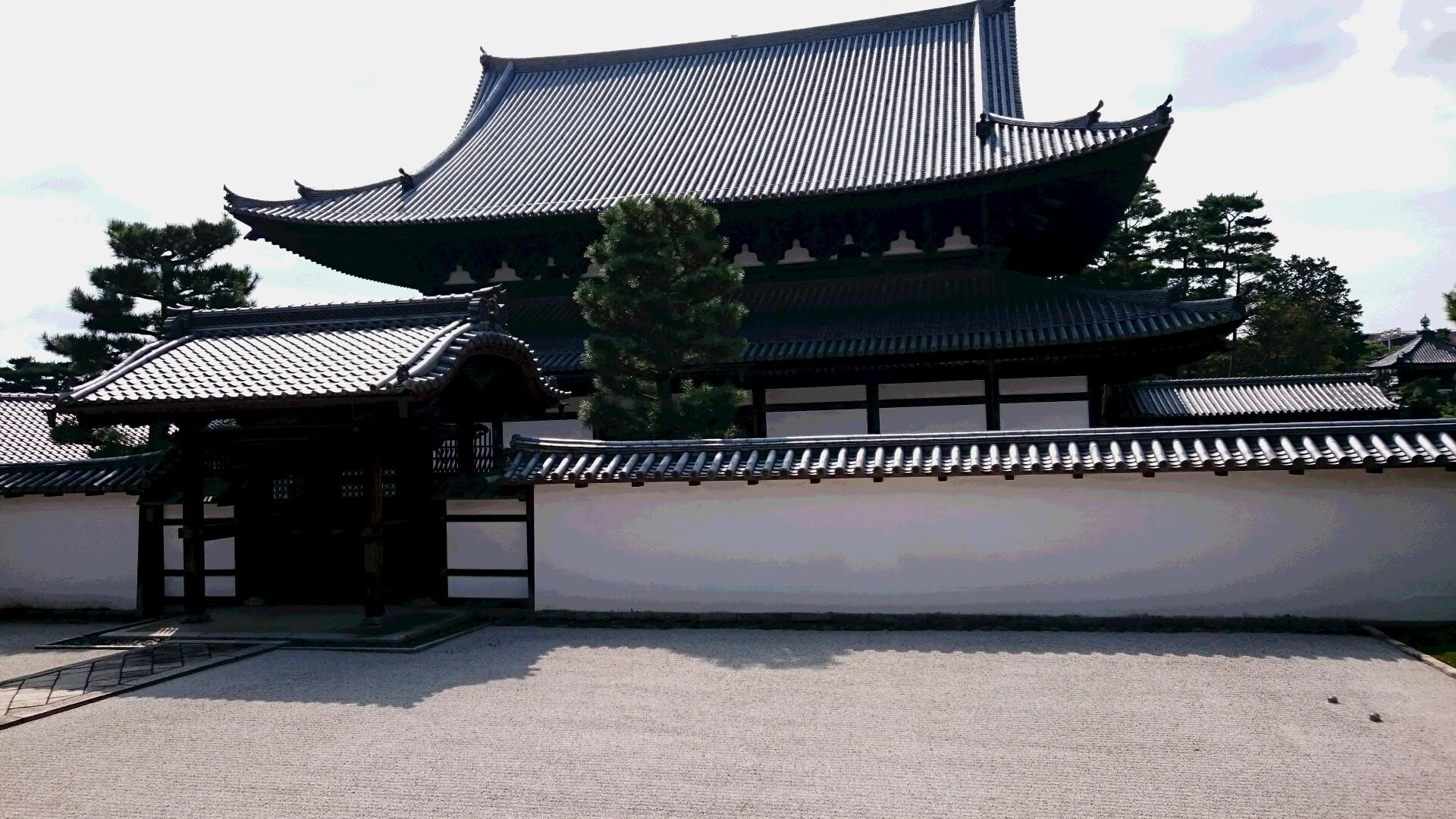 相国寺に来ています