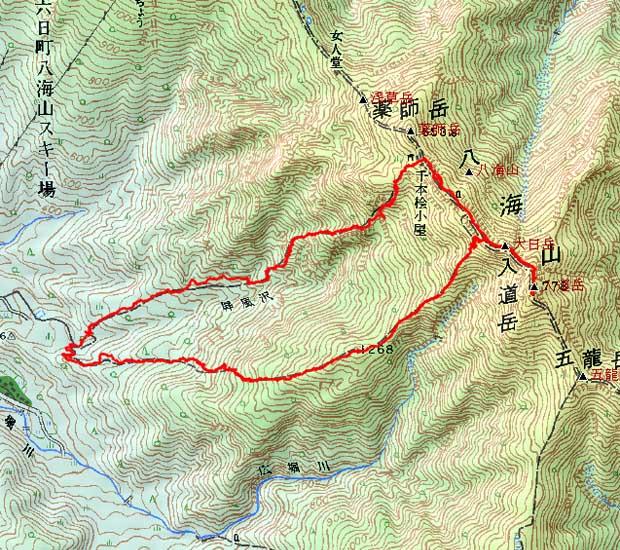 Hakkaisan_map