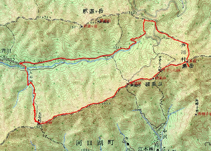 20170318_misakakurodake_map