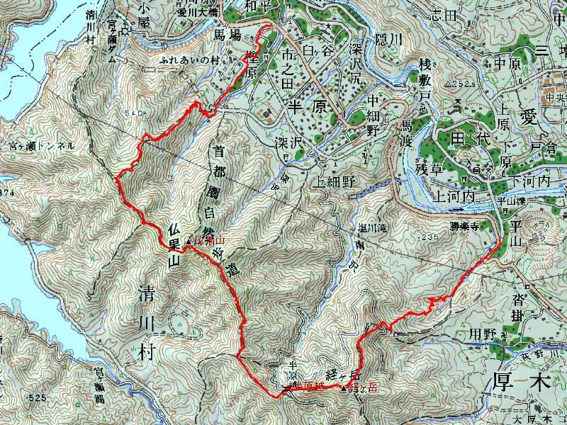 Bukkasan_map
