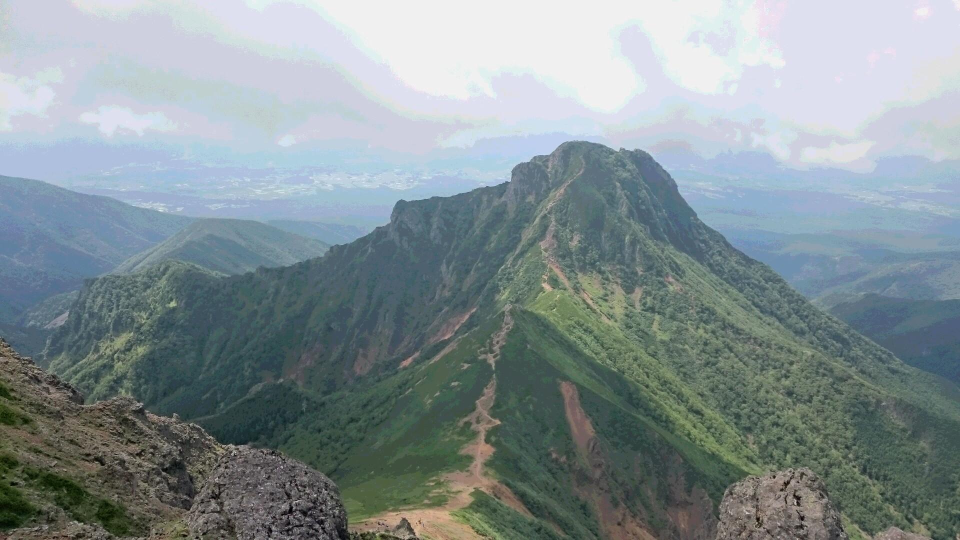 無事下山、八ヶ岳山荘です