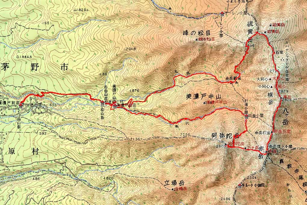 20170819yatsugatake_map